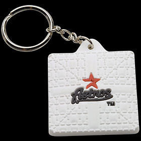 Houston Astros Base Style Keychain
