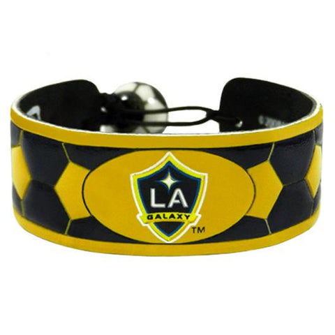 Los Angeles Galaxy Team Color Bracelet