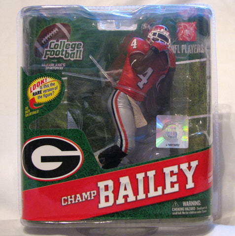 Champ Bailey Georgia Bulldogs McFarlane NCAA Series 4