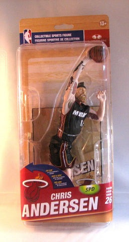 Chris Anderson Miami Heat McFarlane NBA Series 26