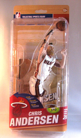 Chris Anderson Miami Heat McFarlane NBA Series 26 Variant #627/750