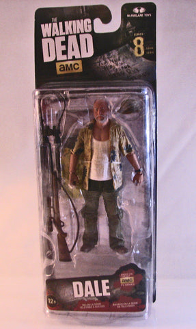 Dale Horvath The Walking Dead McFarlane Series 8