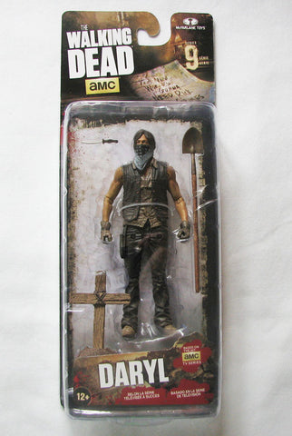 Grave Digger Daryl Dixon The Walking Dead McFarlane Series 9