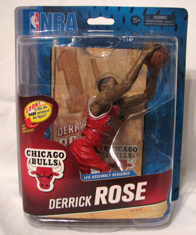 Derrick Rose Chicago Bulls McFarlane NBA Series 24