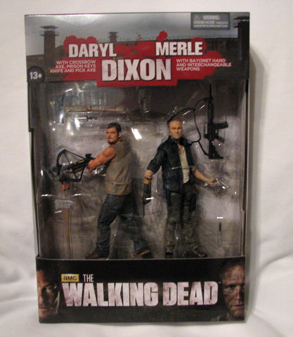 Dixon Brothers 2 Pack The Walking Dead McFarlane