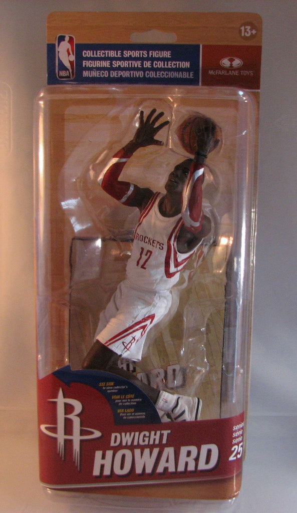 Dwight Howard Houston Rockets McFarlane NBA Series 25