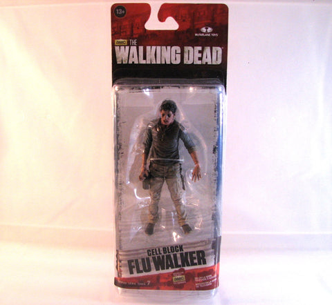 Flu Walker The Walking Dead McFarlane Series 7.5