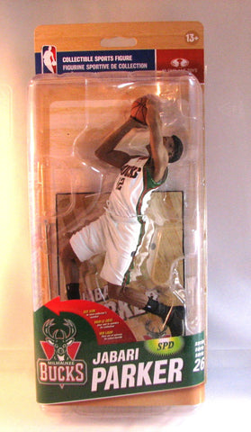 Jabari Parker Milwaukee Bucks McFarlane NBA Series 26