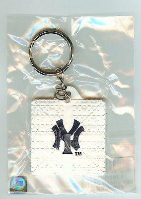 New York Yankees Base Style Keychain