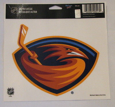 "Atlanta Thrashers 5""x6"" Decal"