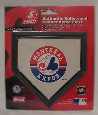 Montreal Expos Pocket Home Plate