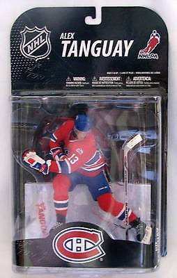 Alex Tanguay Montreal Canadiens 2009 Wave 1 McFarlane