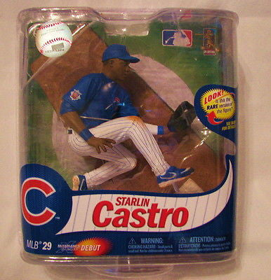 Starlin Castro Chicago Cubs McFarlane MLB Series 29
