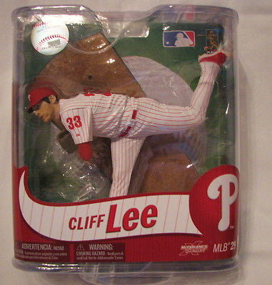 Cliff Lee Philadelphia Phillies McFarlane MLB Series 29