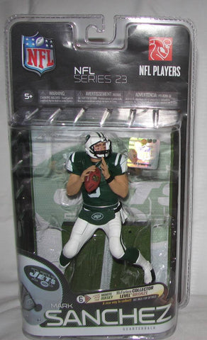 Mark Sanchez New York Jets McFarlane NFL Series 23