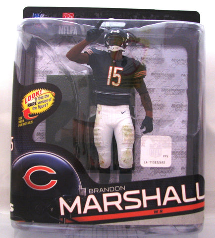 Brandon Marshall Chicago Bears McFarlane NFL Series 34