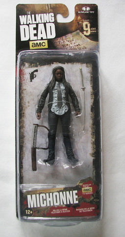 Constable Michonne The Walking Dead McFarlane Series 9