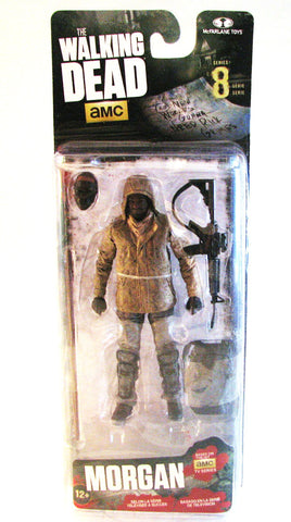 Morgan Jones The Walking Dead McFarlane Series 8