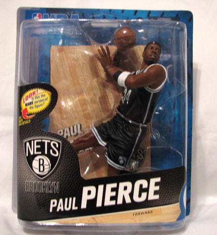 Pual Piece Brooklyn Nets McFarlane NBA Series 24