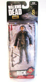 Rick Grimes The Walking Dead McFarlane Series 8