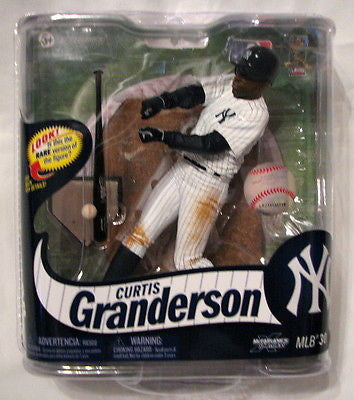 Curtis Granderson New York Yankees McFarlane MLB Series 30