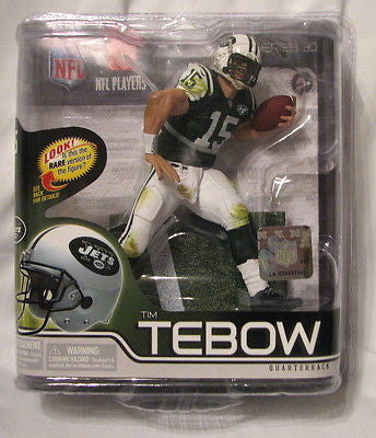 Tim Tebow New York Jets McFarlane NFL Series 30