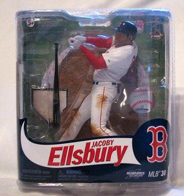 Jacoby Ellsbury Boston Red Sox McFarlane MLB Series 30