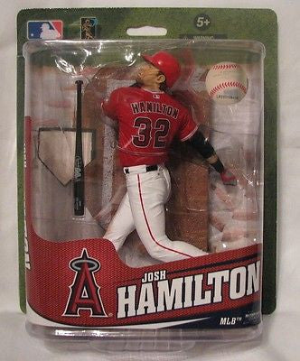 Josh Hamilton Los Angeles Angels of Anaheim McFarlane