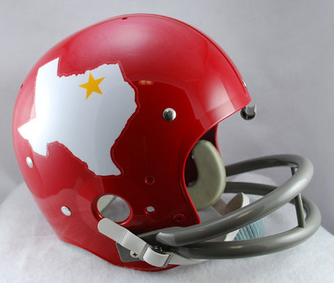 Dallas Texans AFL 1960-1962 TK Riddell Helmet