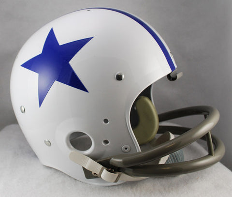 Dallas Cowboys 1960-1963 TK Riddell Helmet