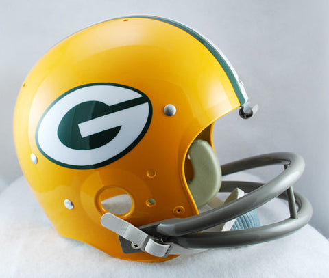 Green Bay Packers 1961-1979 TK Riddell Helmet