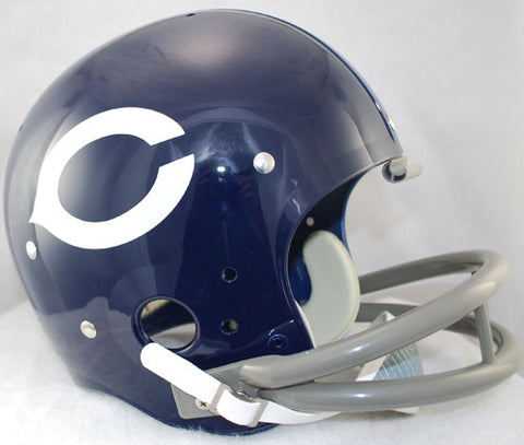 Chicago Bears 1962-1973 TK Riddell Helmet
