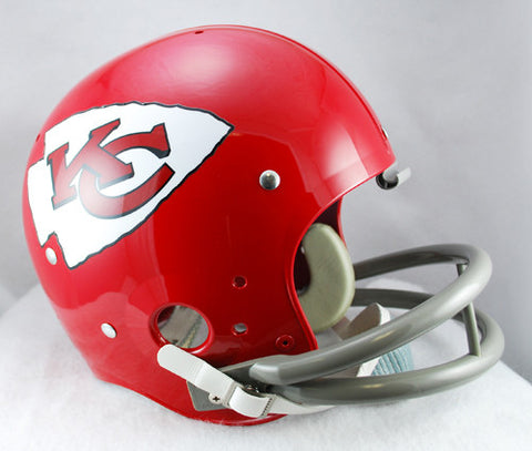 Kansas City Chiefs 1963-1973 TK Riddell Helmet