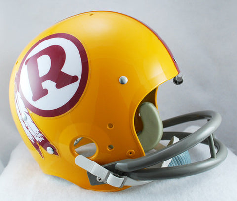 Washington Redskins 1970-1971 TK Riddell Helmet