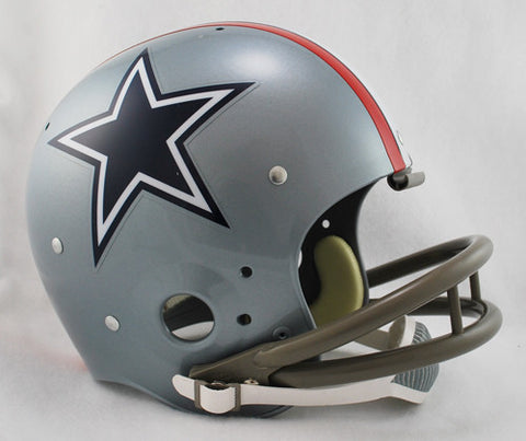 Dallas Cowboys 1976 TK Riddell Helmet