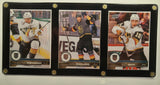 Vegas Golden Knights Marchessault, Engelland, & Smith Cards In 3 Card Holder