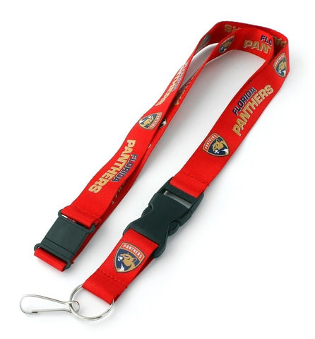 "Florida Panthers 24"" Lanyard"