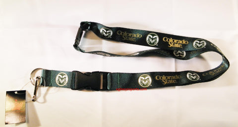 "Colorado State Rams 24"" Lanyard"