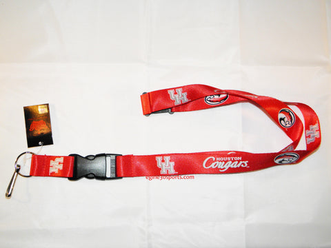 "Houston Cougars 24"" Lanyard"