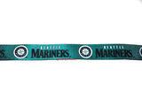 "Seattle Mariners Dual Color 24"" Lanyard 3"