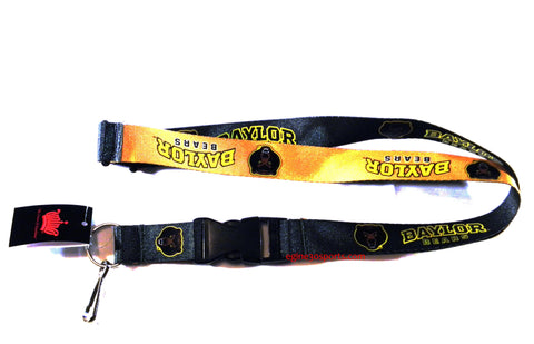 "Baylor Bears Dual Color 24"" Lanyard"