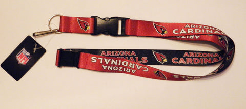 "Arizona Cardinals Dual Color 24"" Lanyard"