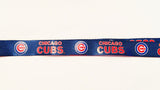 "Chicago Cubs Dual Color 24"" Lanyard"