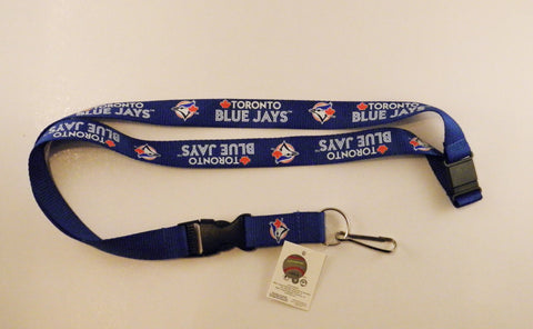 "Toronto Blue Jays 22"" Single Sided Lanyard"