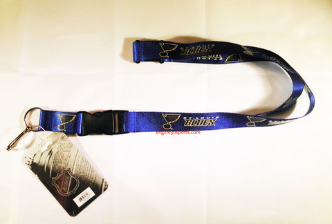 "St. Louis Blues 24"" Lanyard"
