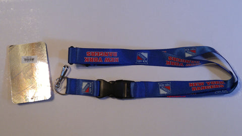 "New York Rangers 24"" Lanyard"