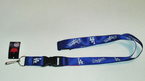 "Los Angeles Dodgers 24"" Lanyard"