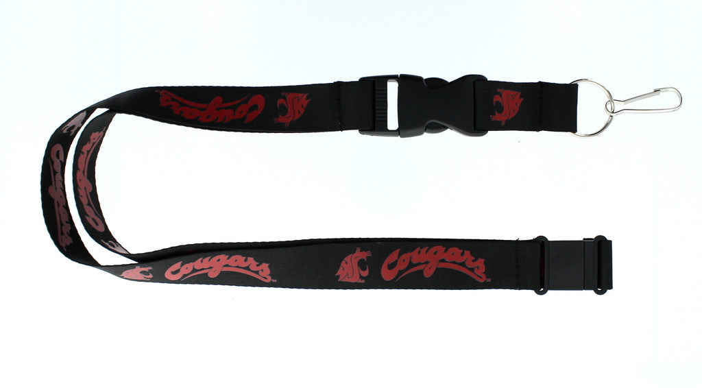 "Washington State Cougars 24"" Lanyard"