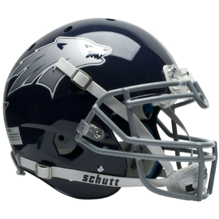Nevada Wolfpack Schutt XP Authentic Helmet