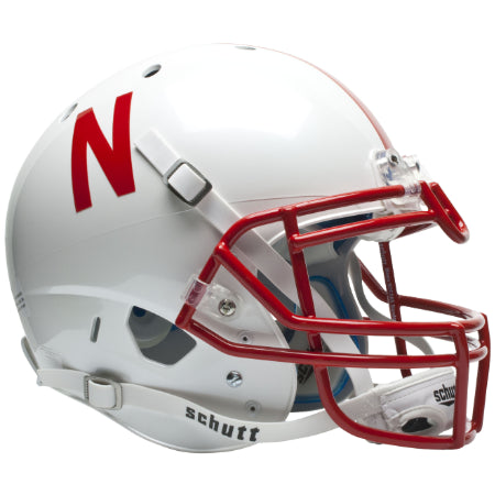Nebraska Cornhuskers Schutt XP Authentic Helmet